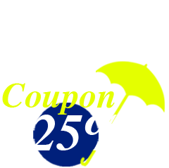 25% discount on ALL. Ends Sunday, May 19th.