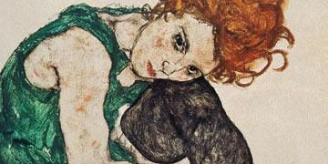 Art prints of Egon Schiele