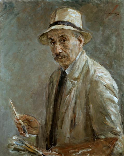 Max Liebermann Portrait
