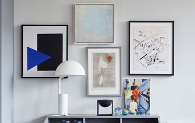 Buy online art prints of the Bauhaus style