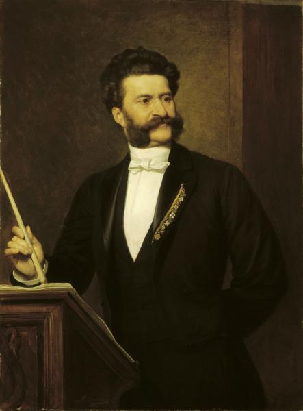 Johann Strauss Son Eisenmenger Eisenmenger As Art