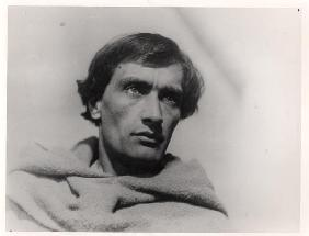 Antonin Artaud (1896-1948) in the film, ''The Passion of Joan of Arc'' by Carl Theodor Dreyer (1889-