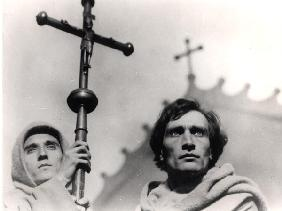 Antonin Artaud (1896-1948) in the film ''The Passion of Joan of Arc'' by Carl Theodor Dreyer (1889-1