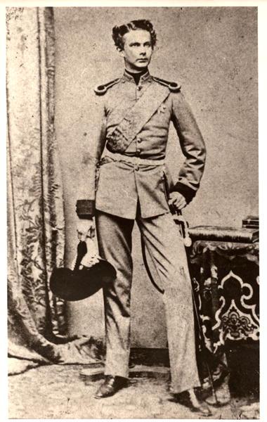 King Ludwig Ii 1845 86 Of Bavaria C 1 German