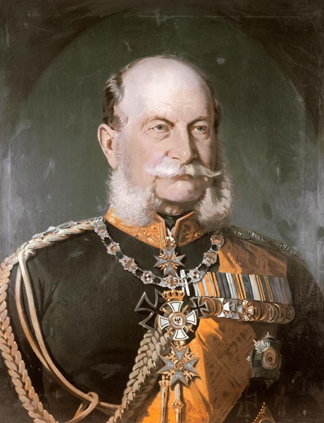 wilhelm i süssnapp as art print or hand painted oil