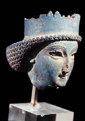 Head of a prince, from Persepolis