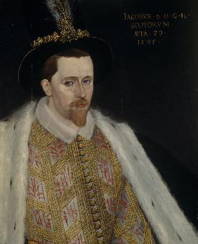 James VI and I (1566-1625), King of Scotland