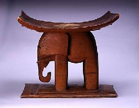 African : Asante Stool from Ghana