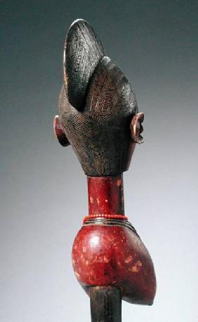 Baga Sa-Sira-Ren Head from Guinea (back view)