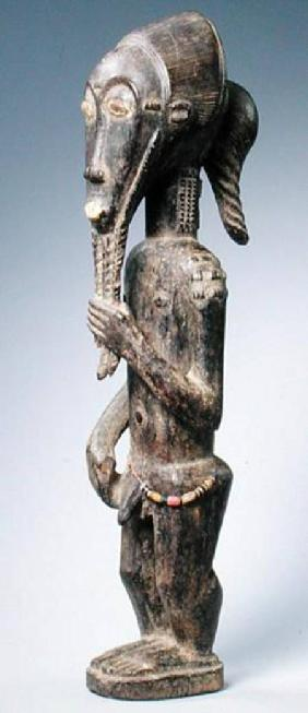 Baule Bush Spirit Figure, Ivory Coast