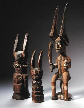 Ikenga from a Devil House, Nigeria