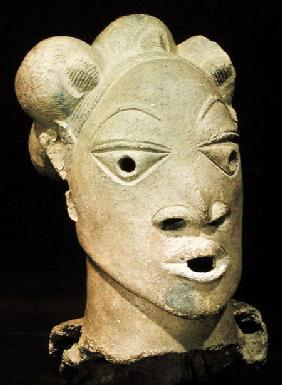 Nok head, from Rarin Kura, Nigeria