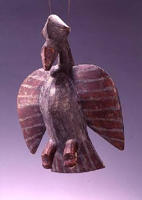 Sejen Bird Figure from Ivory Coast