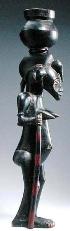 Senufo Female Figure, Ivory Coast