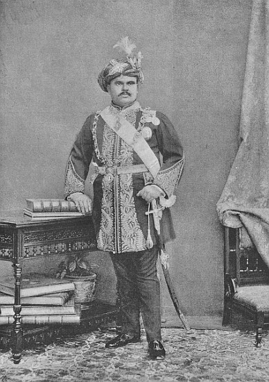 Rao Deshalji II