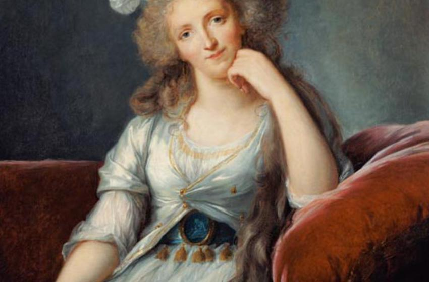 (after) Elisabeth Louise Vigee-Lebrun