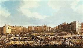 Smithfield Market; engraved by R.G. Reeve, pub.Thomas McLean