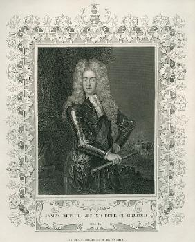 James Butler, 2nd Duke of Ormond; engraved by Henry Robinson