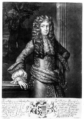 Theophilus Hastings, seventh earl of Huntingdon