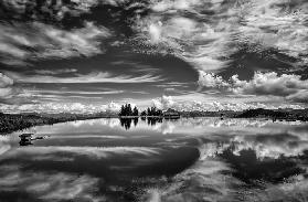 The mirror of the clouds