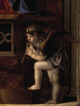 Giovanni Bellini / Angels making music