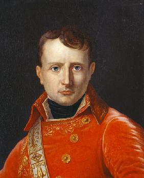 Napoleon I as First Consul / Paint.Vien