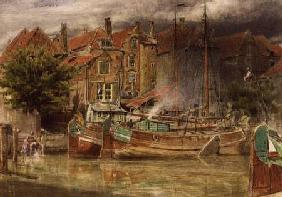 View on the Canal, Dort