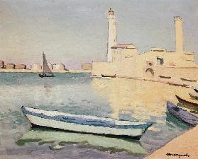 The Port of Sete