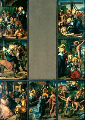 The Seven Sorrows of the Virgin