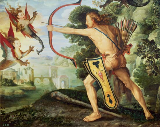 an analysis of the legend of heracles and the twelve labors Each of the twelve labors of hercules is a story and adventure all to itself the  king did not like hercules and wanted him to fail each time he made the tasks.