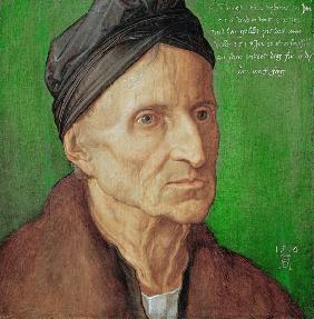 Michael Wolgemut (1434/37-1519) 1516 (oil & tempera on panel)