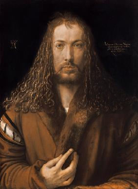 Self-portrait 1500