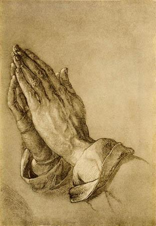 Praying Hands 16 Jh.