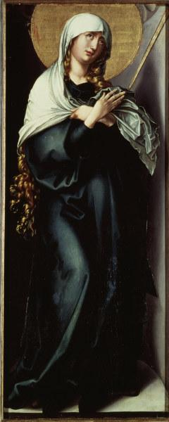 Mary as Mater Dolorosa