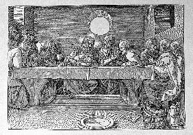 The Last Supper, pub. 1523