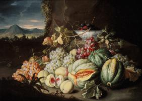 Coosemans, Alexander : Still Life with Fruit