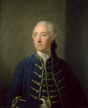 James Fitzgerald (1722-73) 20th Earl of Kildare (oil on canvas)