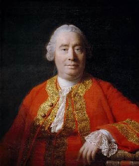 Portrait of David Hume (1711-1776)