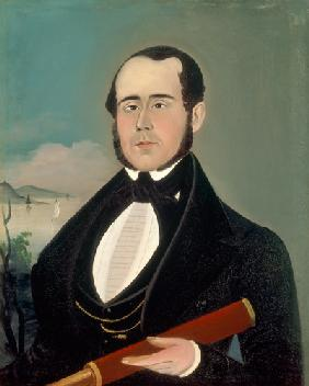 Portrait of Captain William B. Aiken (1814-84)