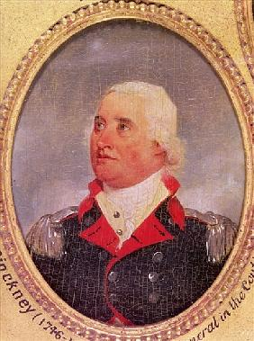 Portrait of Major General Charles C. Pinckney