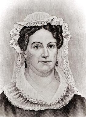 Rachel Jackson, from ''The Ladies of the White House'' Laura Carter Holloway Langford; engraved by J