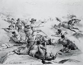 The Last Battle of General Custer, 25th June 1876, c.1882