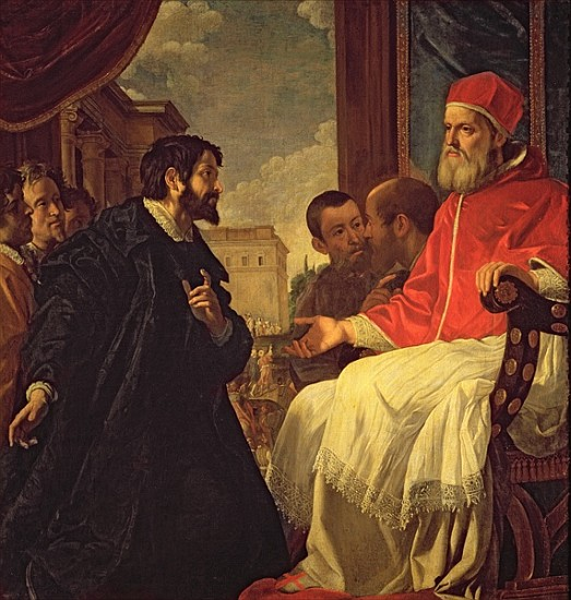a biography of pope julius ii