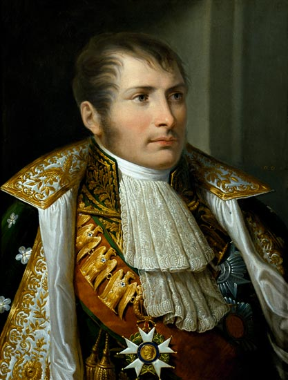 Andrea Appiani - Portrait of Prince Eugene de Beauharnais (1781-1824) Viceroy of Italy and Duke of Leuchtenberg