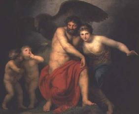Zeus and Hera on Mount Ida
