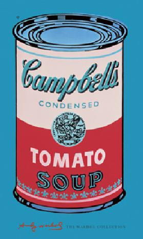 Campbell's Soup III  - (AW-916)