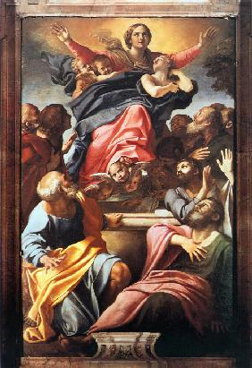 The Assumption of the Blessed Virgin Mary