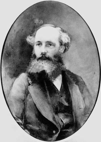 James Clerk Maxwell Anonym Haarlem As Art Print Or Hand