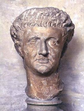 Head of ClaudiusRoman