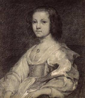 Young Woman in Costume